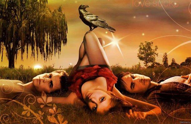 Скоро премьера 3 сезона сериала «Дневники вампира»